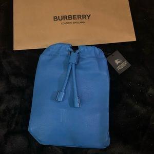 Burberry Prorsum Authentic NWT Electric blue bag